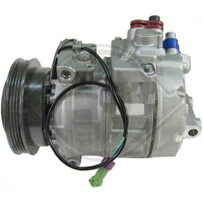Compresseur, climatisation - Diederichs Germany - 7101600
