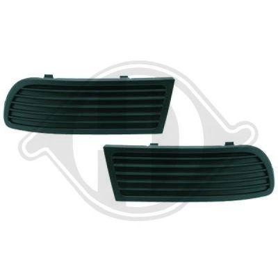 Grille de ventilation, pare-chocs - HDK-Germany - 77HDK7423048