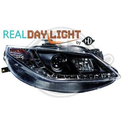 Bloc-optique, projecteurs principaux - HDK-Germany - 77HDK7426585