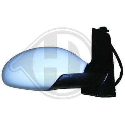 Rétroviseur extérieur - HDK-Germany - 77HDK7495224