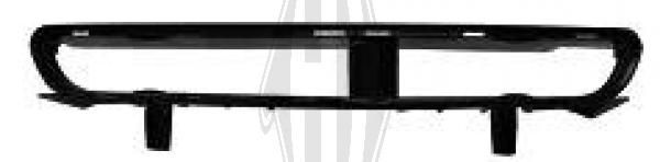 Grille de ventilation, pare-chocs - HDK-Germany - 77HDK7613145