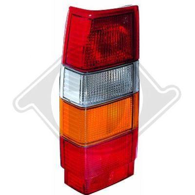 Feu arrière - HDK-Germany - 77HDK7630691