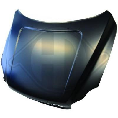 Capot-moteur - Diederichs Germany - 7685000