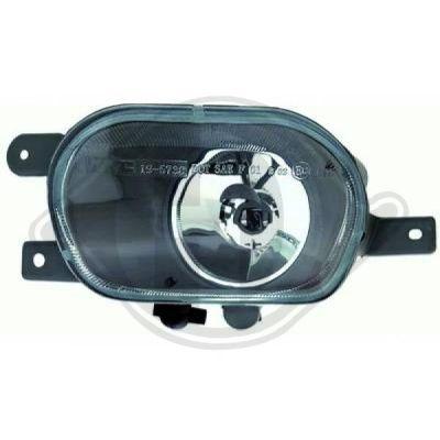 Projecteur antibrouillard - Diederichs Germany - 7685089