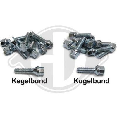 Boulon de roue - HDK-Germany - 77HDK7770007