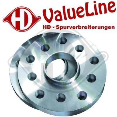 Ecartement des roues élargi - HDK-Germany - 77HDK7780003