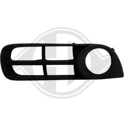 Grille de ventilation, pare-chocs - Diederichs Germany - 7801648