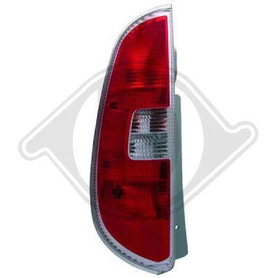 Feu arrière - HDK-Germany - 77HDK7801690