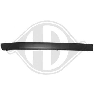 Baguette et bande protectrice, pare-chocs - HDK-Germany - 77HDK7805062