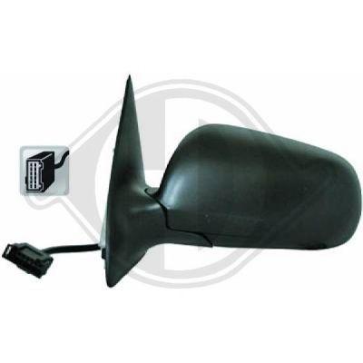 Rétroviseur extérieur - HDK-Germany - 77HDK7805225