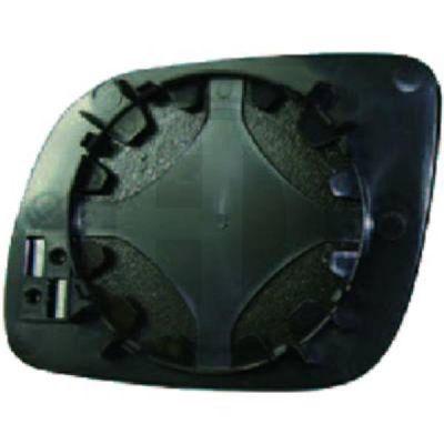 Verre de rétroviseur, rétroviseur extérieur - HDK-Germany - 77HDK7805326