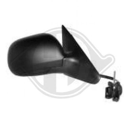 Rétroviseur extérieur - HDK-Germany - 77HDK7830024