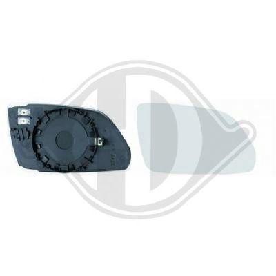Verre de rétroviseur, rétroviseur extérieur - HDK-Germany - 77HDK7831226