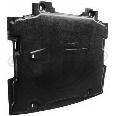 Insonoristaion du compartiment moteur - HDK-Germany - 77HDK8016700