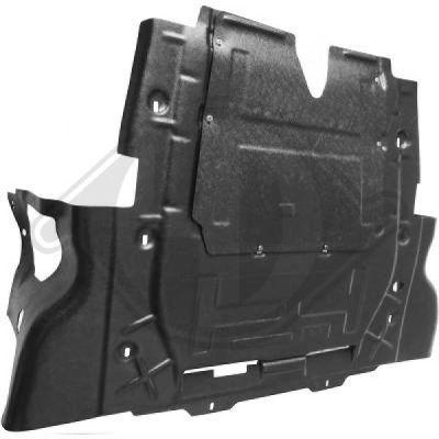 Insonoristaion du compartiment moteur - HDK-Germany - 77HDK8018060