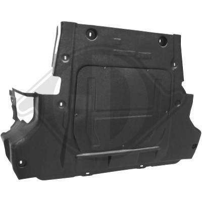 Insonoristaion du compartiment moteur - HDK-Germany - 77HDK8018240