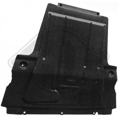 Insonoristaion du compartiment moteur - HDK-Germany - 77HDK8044640