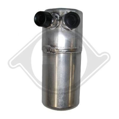 Filtre déshydratant, climatisation - Diederichs Germany - 8101504