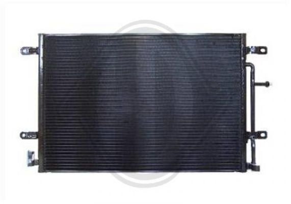 Condenseur, climatisation - HDK-Germany - 77HDK8101710