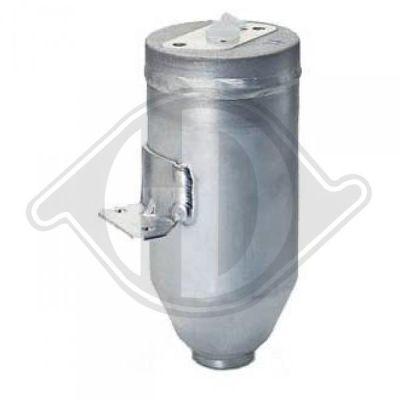 Filtre déshydratant, climatisation - Diederichs Germany - 8122307