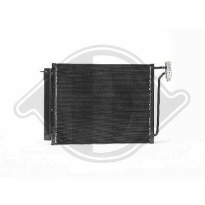 Condenseur, climatisation - HDK-Germany - 77HDK8129000