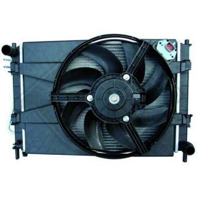 Module de refroidissement - Diederichs Germany - 8140410