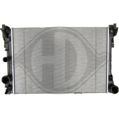 Radiateur, refroidissement du moteur - Diederichs Germany - 8167201