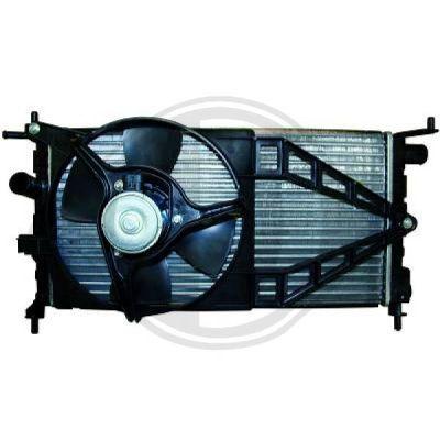 Module de refroidissement - HDK-Germany - 77HDK8181210