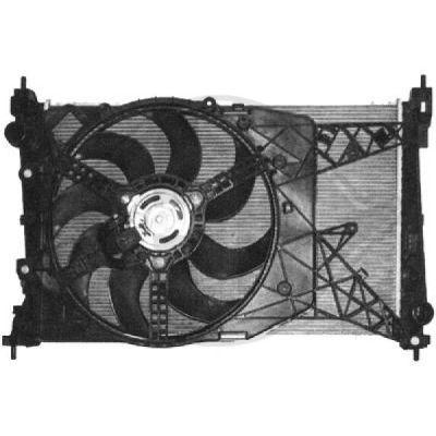 Module de refroidissement - HDK-Germany - 77HDK8181411