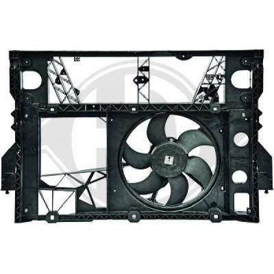 Ventilateur, refroidissement du moteur - HDK-Germany - 77HDK8188610