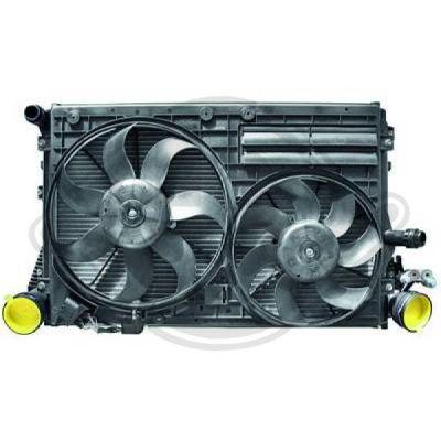 Module de refroidissement - HDK-Germany - 77HDK8221417