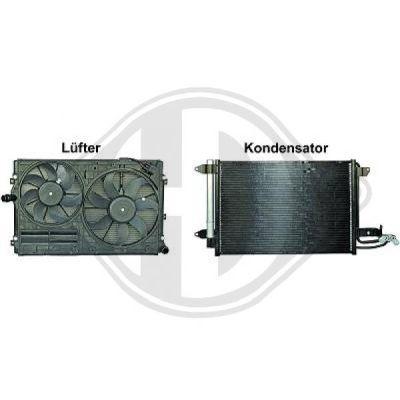 Module de refroidissement - Diederichs Germany - 8221419