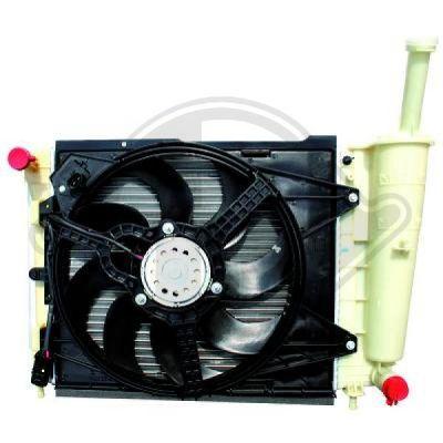 Module de refroidissement - HDK-Germany - 77HDK8340510