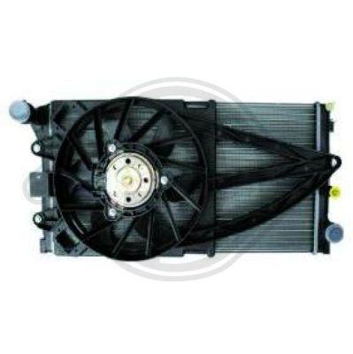 Module de refroidissement - Diederichs Germany - 8343410