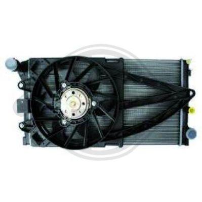 Module de refroidissement - Diederichs Germany - 8343413