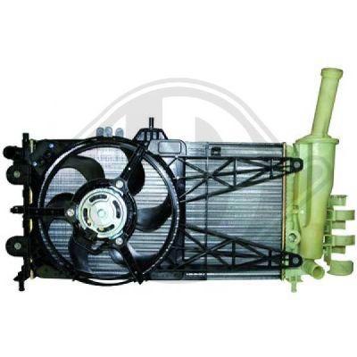 Module de refroidissement - Diederichs Germany - 8345310