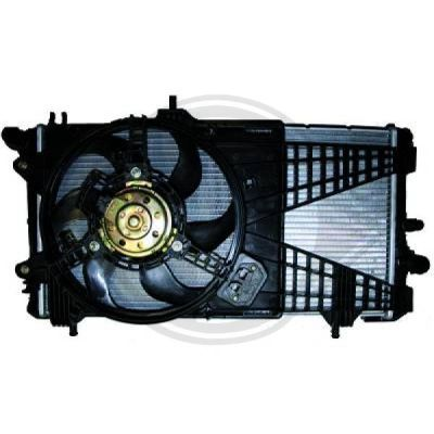 Module de refroidissement - Diederichs Germany - 8345615