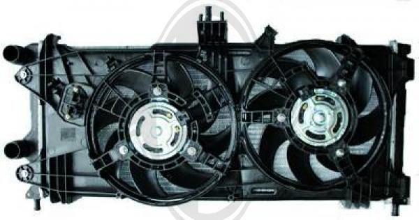 Module de refroidissement - HDK-Germany - 77HDK8348513