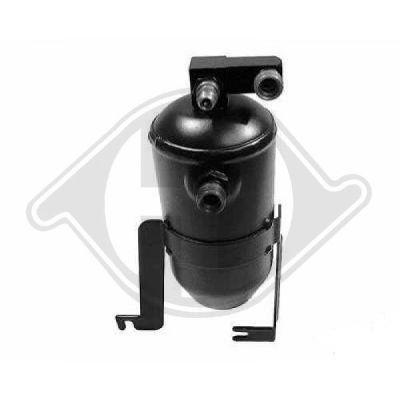 Filtre déshydratant, climatisation - HDK-Germany - 77HDK8403501