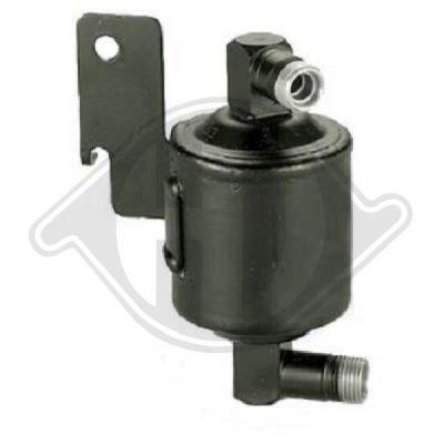 Filtre déshydratant, climatisation - HDK-Germany - 77HDK8407002