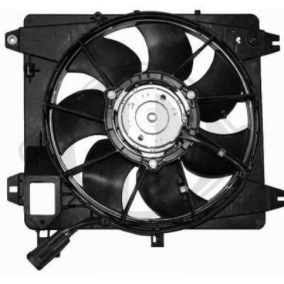 Ventilateur, refroidissement du moteur - HDK-Germany - 77HDK8421104