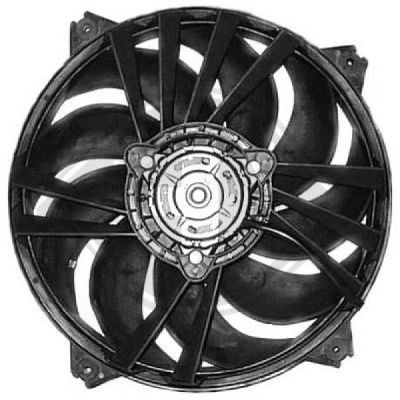 Ventilateur, refroidissement du moteur - HDK-Germany - 77HDK8424211