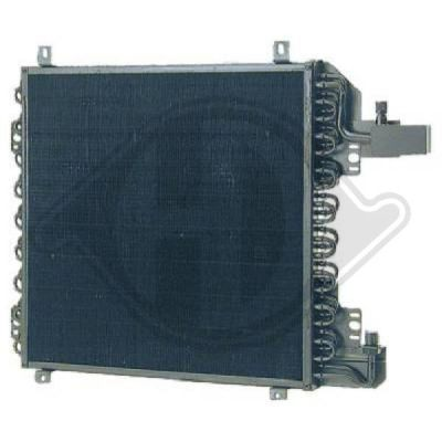 Condenseur, climatisation - HDK-Germany - 77HDK8441201