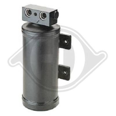 Filtre déshydratant, climatisation - HDK-Germany - 77HDK8441202