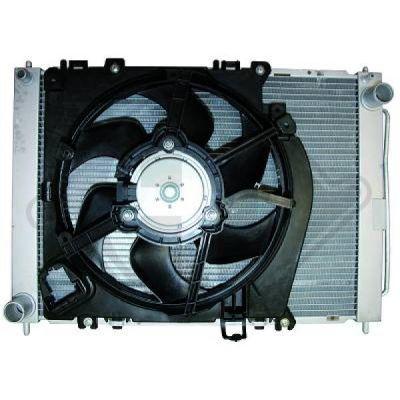 Module de refroidissement - Diederichs Germany - 8441410