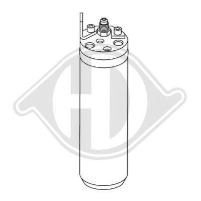 Filtre déshydratant, climatisation - HDK-Germany - 77HDK8447203