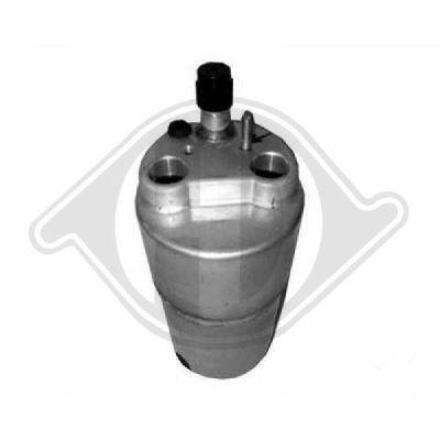 Filtre déshydratant, climatisation - Diederichs Germany - 8447302