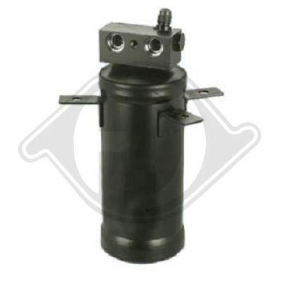 Filtre déshydratant, climatisation - HDK-Germany - 77HDK8448003
