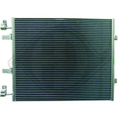 Condenseur, climatisation - HDK-Germany - 77HDK8449502