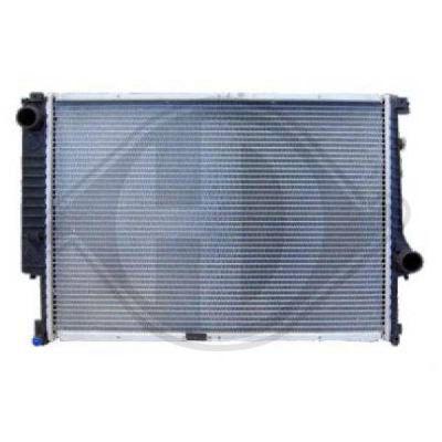 Radiateur, refroidissement du moteur - Diederichs Germany - 8502596